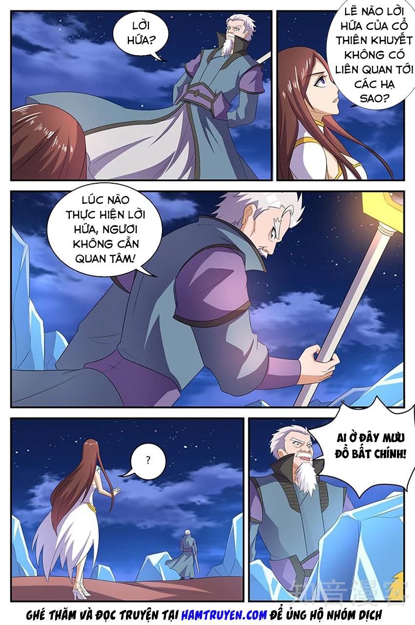 Chí Tôn Chư Thiên chap 154 - Trang 3