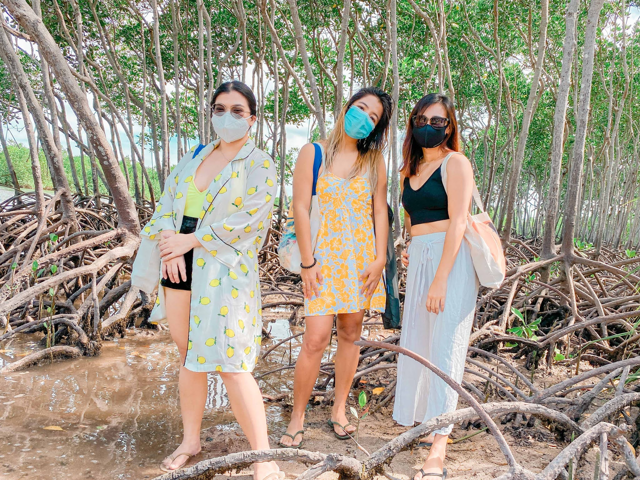 Annual Vacation Tradition in Bantayan Island - 2020 - Balidbid Mangrove Lagoon
