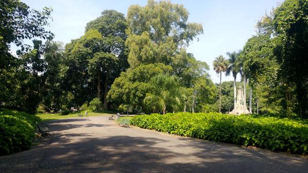 Campo de Santana Centro do Rio