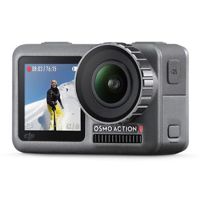 Desain DJI Osmo Action Camera