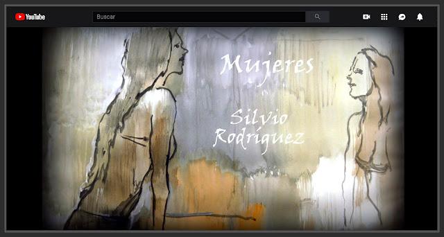 MUJERES-ARTE-PINTURA-MUJER-MARIO BENEDETTI-SILVIO RODRIGUEZ-VIDEOS-YOUTUBE-COLABORACIONES-PINTURAS-ARTISTA-PINTOR-ERNEST DESCALS