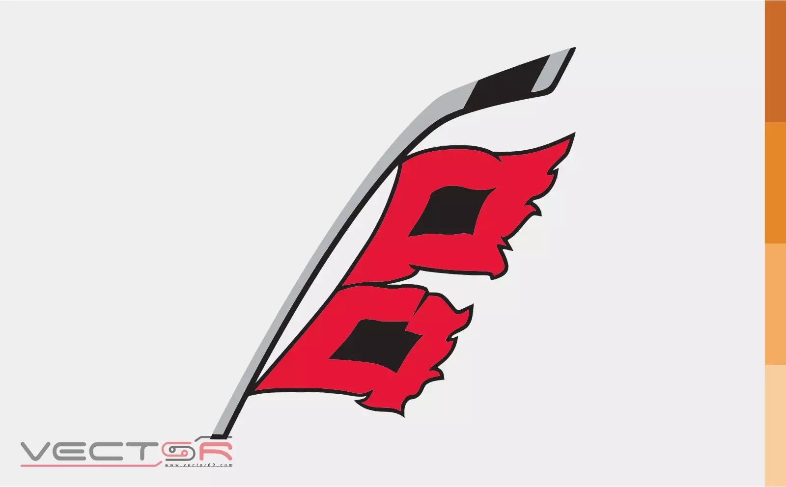Carolina Hurricanes (2018) Secondary Logo - Download Vector File AI (Adobe Illustrator)