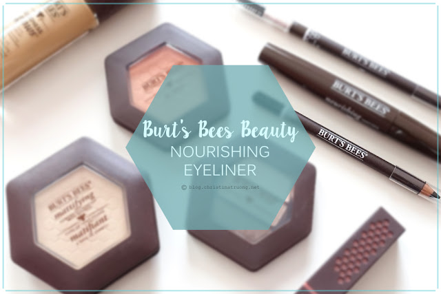 Burt's Bees Beauty Nourishing Eyeliner Review