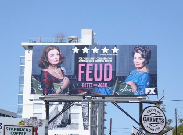 Feud Bette Joan Emmy billboard