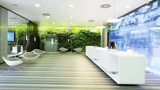 Nature Themed Office in Vienna