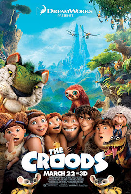 The Croods 2013 Dual Audio Hindi 720p BluRay 1GB