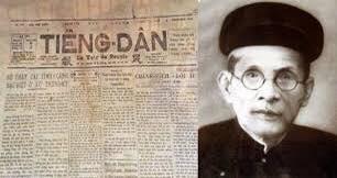 Huỳnh Thúc Kháng – nhà báo của khát vọng tự do ngôn luận