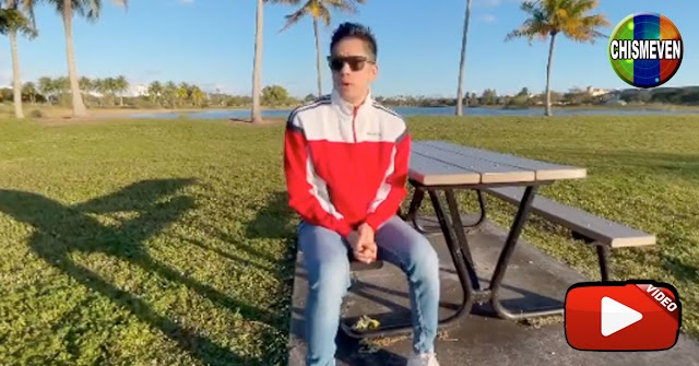 Chyno publica nuevo video recuperado y cantando en un parque