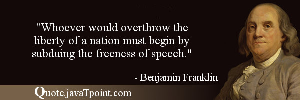 Ben Franklin New Years Quote: Chris Whiteside's Blog: Quote Of The Day 28th April 2017