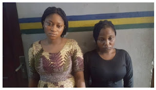Police Arrest Lady For Burning Ex-Lover's Girlfriend To Death In Lagos