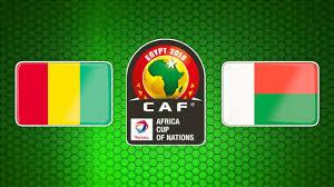 مشاهدة مباراة غينيا ومدغشقر بث مباشر اليوم 22-6-2019 في كاس امم افريقيا 2019