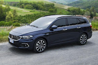 Fiat Tipo Station Wagon (2017) Front Side 2