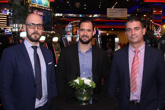 Javier ibars, Héctor Rodriguez y Daniel julio Castilla