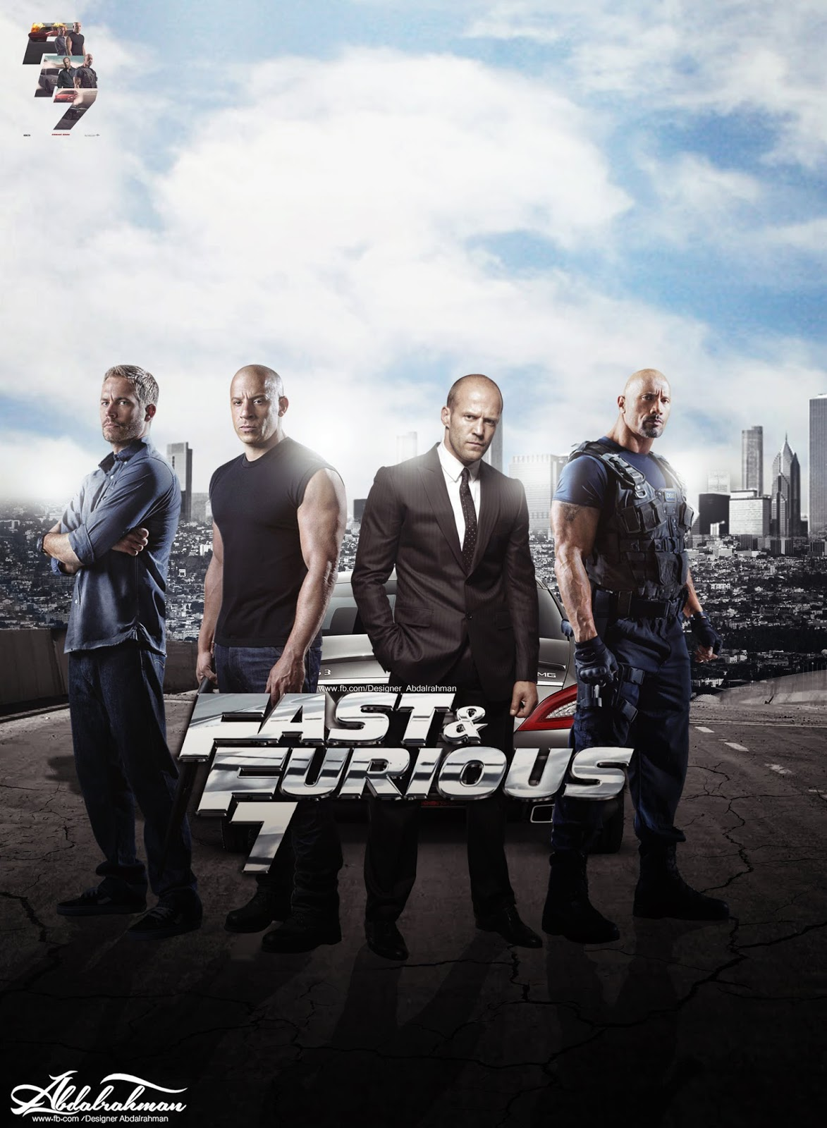 Fast And Furious 7 Sub Indo : furious, Download, Furious