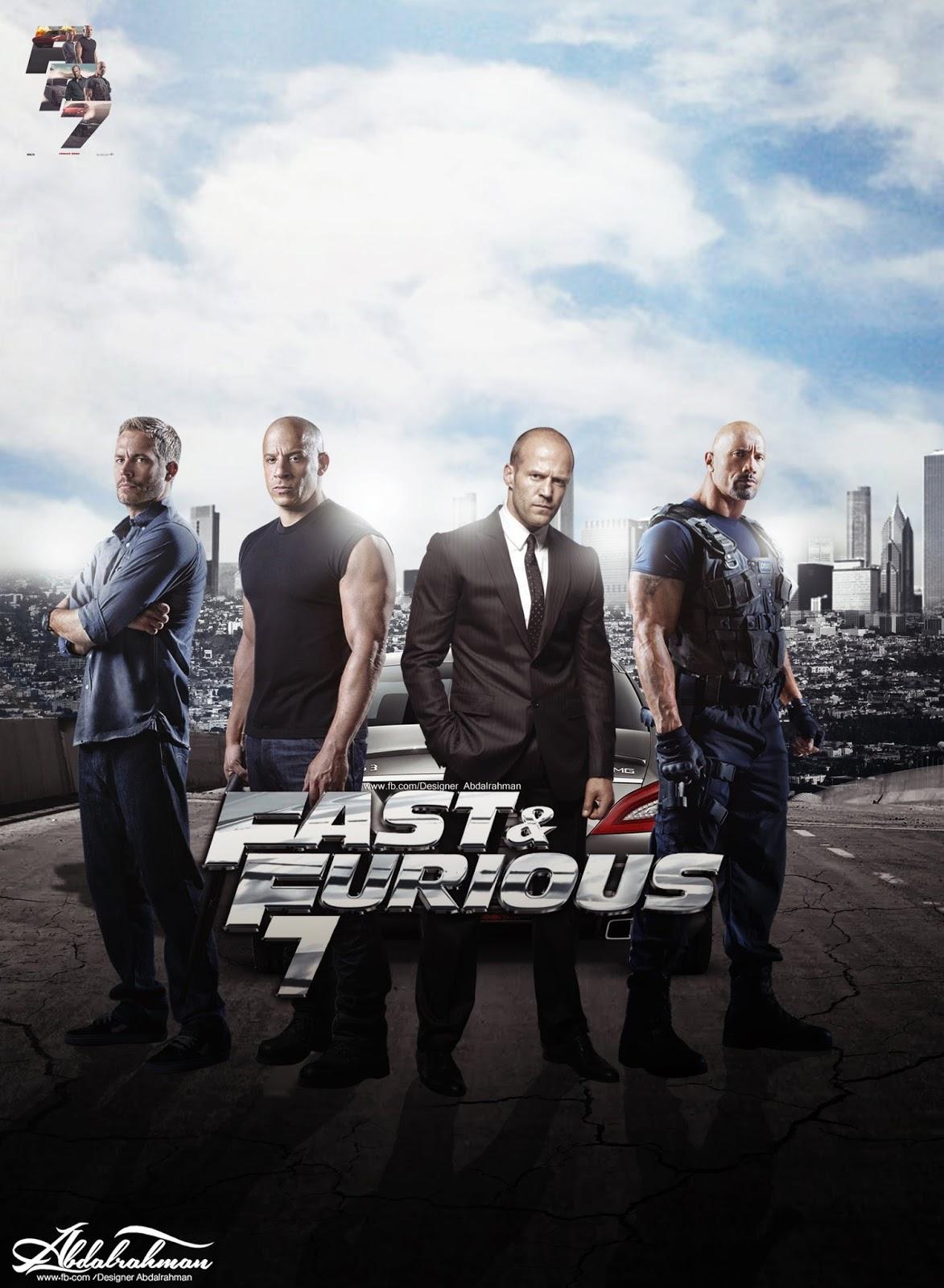 Fast Furious 7 Sub Indo : furious, Dloadzure, Tempatnya, Download, Software:, Furious, HDRip, 900MB, Subtitle, Indonesia