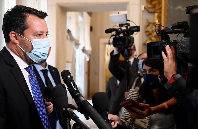 """Salvini azért lépett be a kormányba, mert nem engedheti meg a balliberálisoknak, hogy """"tönkretegyék"""" Olaszországot"""