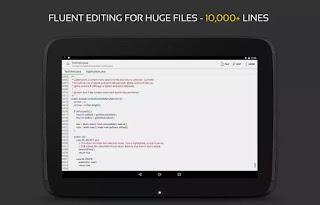 تحميل QuickEdit pro , تطبيق QuickEdit ، تنزيل QuickEdit للاندرويد ، تحميل Notepad++ للاندرويد ، تطبيق Notepad++.apk ، Notepad للاندرويد ، C ++، C #، java، HTML، CSS، XML، JavaScript، Php، فتح ملف ، تطبيق تعديل ، اندرويد ، للاندرويد ، apk