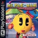 Ms. Pacman - Maze Madness