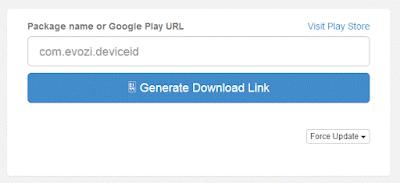 Cara Download File APK Google Play Store di PC