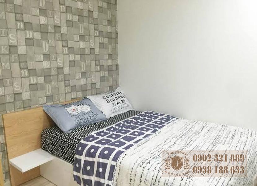 The Prince Novaland - phòng ngủ căn hộ 71m2