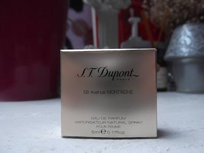 S.T. Dupont parfumovaná voda