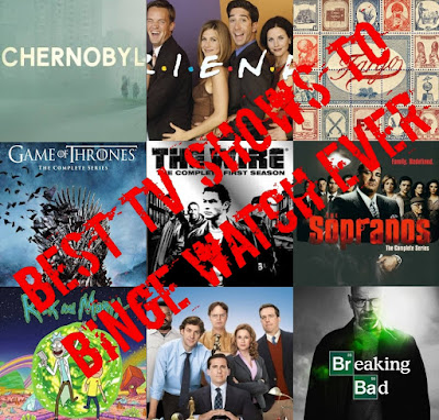 Best TV Shows to Binge Watch Ever Before You Die