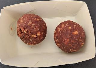 Deliciously Ella Nut Butter Balls Apple Cinnamon and Almond