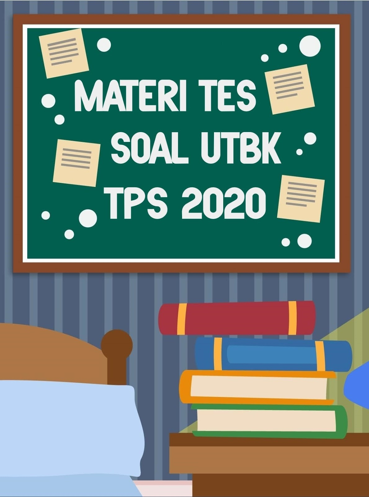 Soal Tes UTBK TPS PDF