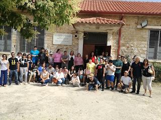 Ζαχάρω: Επίσκεψη μαθητών του Ε.Ε.Ε.ΕΚ Πύργου στο λαογραφικό Μουσείο Καλίδονας