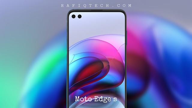 Download Moto Edge S Wallpapers