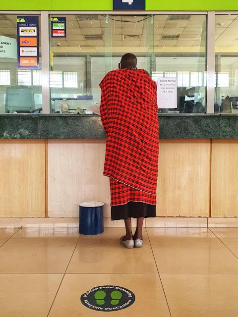 Covid no Quênia