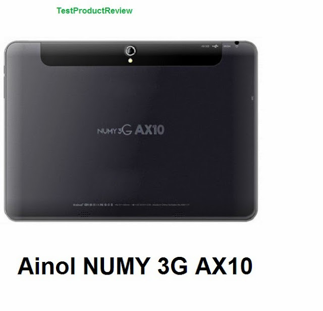 Ainol NUMY 3G AX10 review