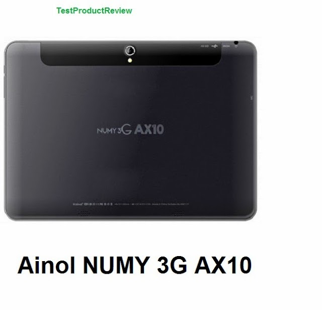 Ainol NUMY 3G AX10 quad-core tablet