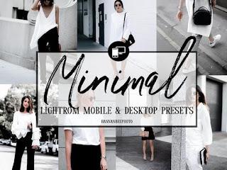Preset Lighroom | Cold Minimalis Presets Free Donwload