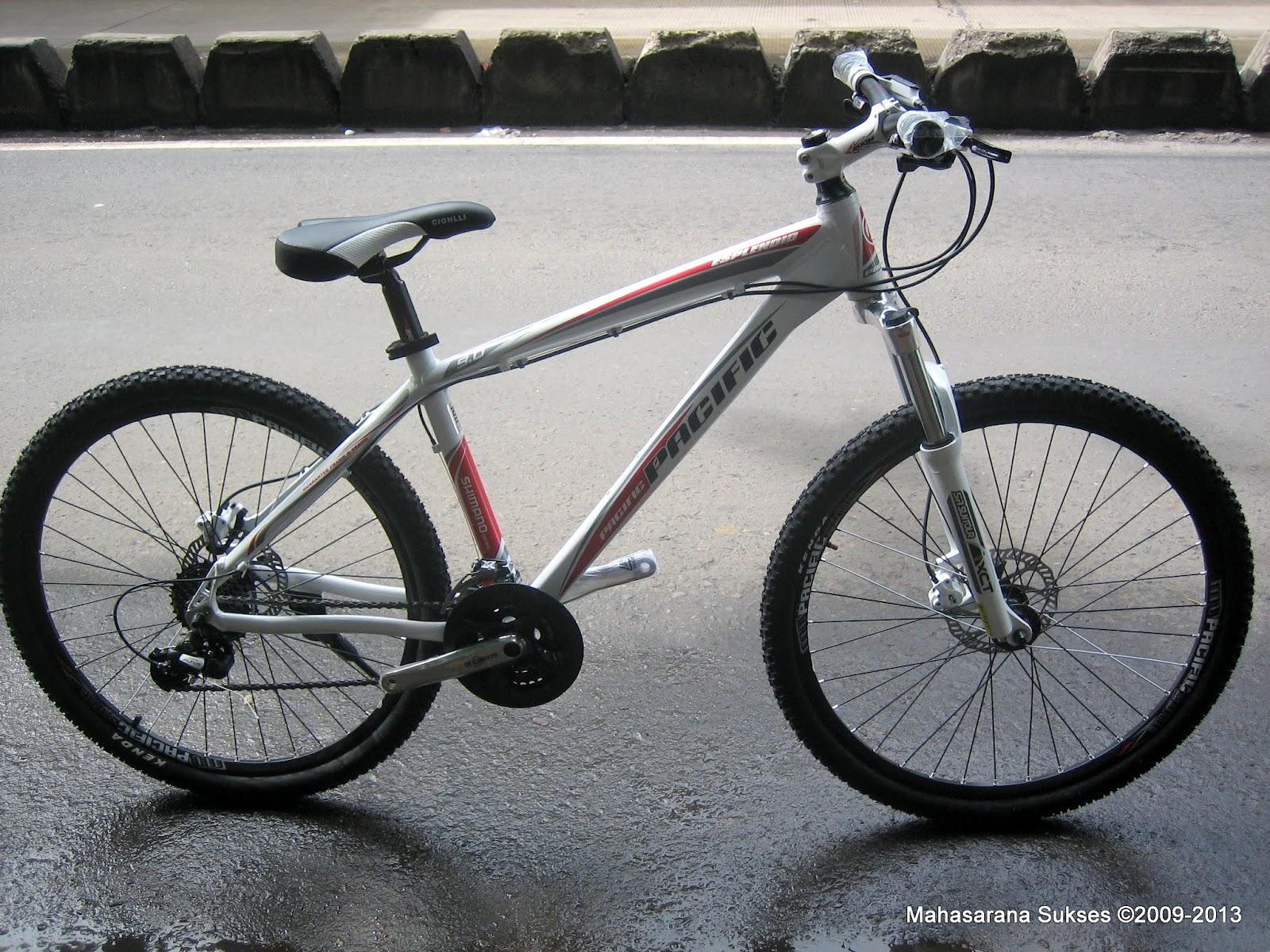 Sepeda Gunung Pacific Esplendid 9.0 Hydraulic Disc Brake