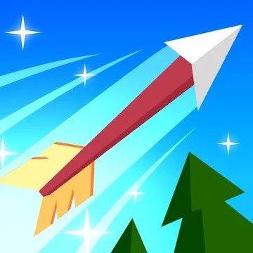 Flying Arrow (MOD Money/Ad-free) APK Download
