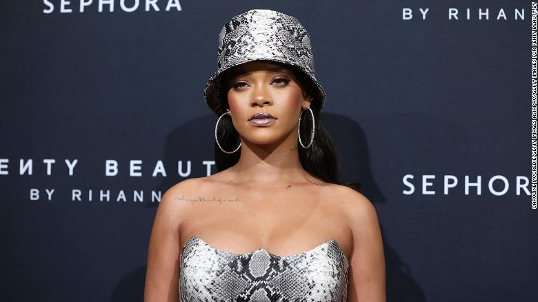Rihanna beats Beyonce, others to emerge world's richest female