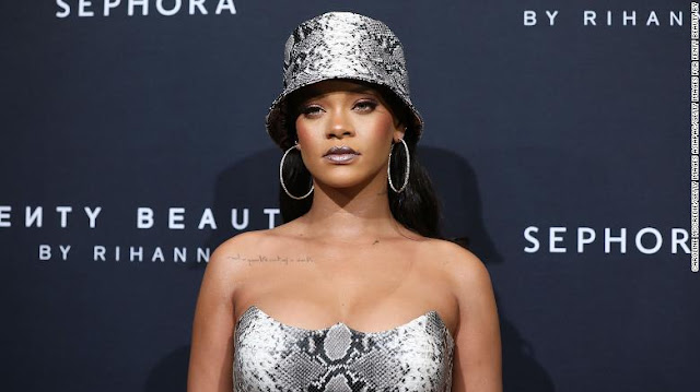 Rihanna,Beyonce