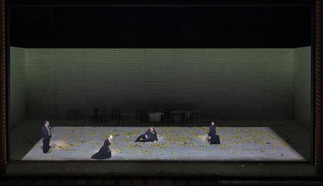 Janacek: Jenůfa - Jeremy White, Karita Mattila, Asmik Grigorian, Nicky Spence - Royal Opera House (Photo Ivor Kerslake/ROH)