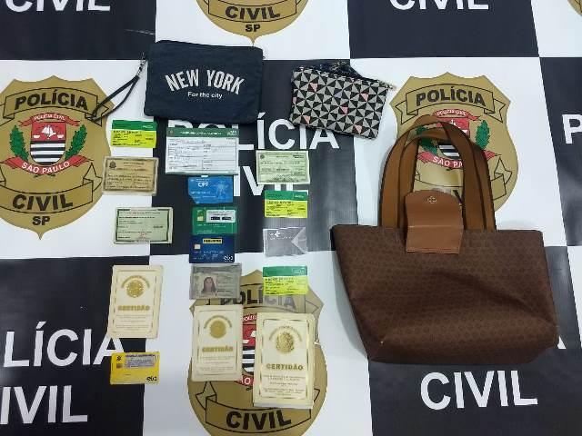 Polícia Civil identifica homem que furtou enfermeira e recupera objetos subtraídos