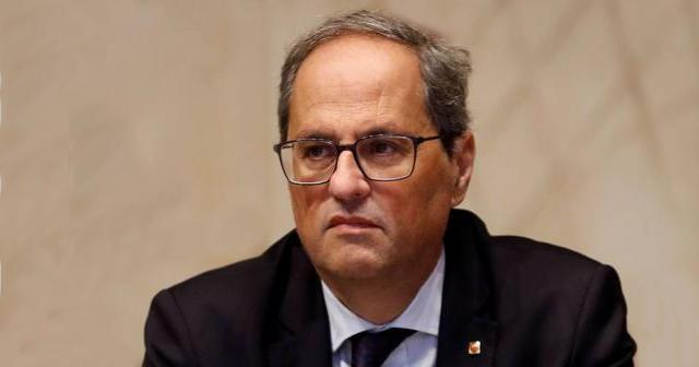 El TSJC condena al president Torra a un año y seis meses de inhabilitación por desobediencia