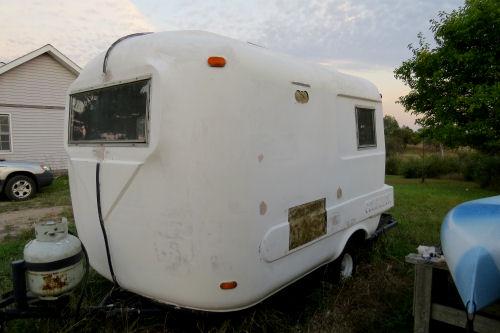 fiberglass trailer