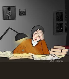 jangan malas belajar membaca buku