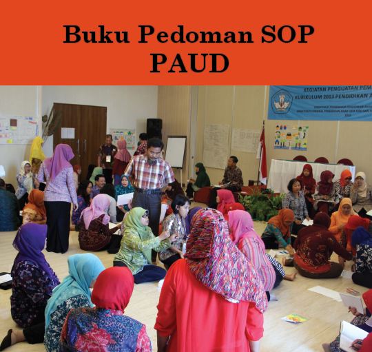 Download Buku Pedoman SOP PAUD