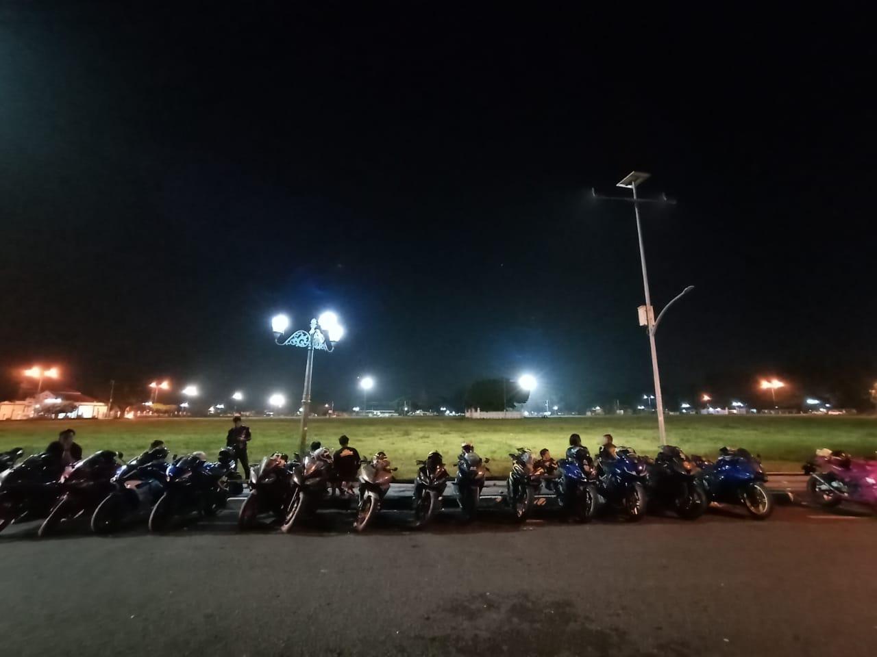 kopdar Komunitas Yamaha R15 Jogja - R15TIMEWA YOGYAKARTA