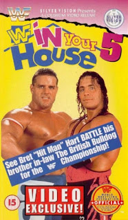 WWF / WWE - In Your House 5: Seasons Beatings - Event poster
