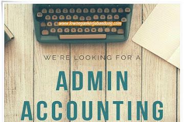Lowongan Kerja Bandung Admin Accounting Hasta Yamaha