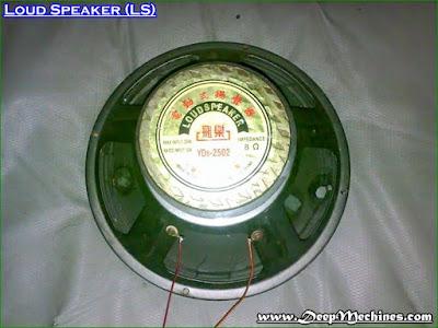 Gambar Speaker Mid-Range 10-Inch