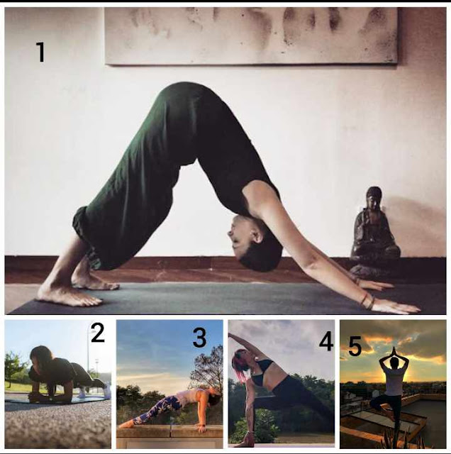 Top 15 yoga poses for your overall health