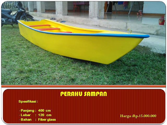 Membuat Perahu Kano